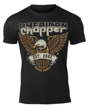 koszulka AMERICAN CHOPPER - ORANGE COUNTY