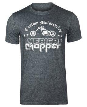 koszulka AMERICAN CHOPPER - WASHED LOGO