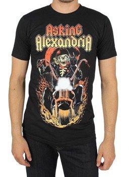 koszulka ASKING ALEXANDRIA - RIDE FOR DEATH