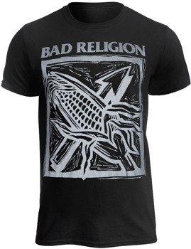 koszulka BAD RELIGION - AGAINST THE GRAIN