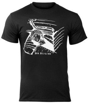 koszulka BAD RELIGION - CAR SEAT