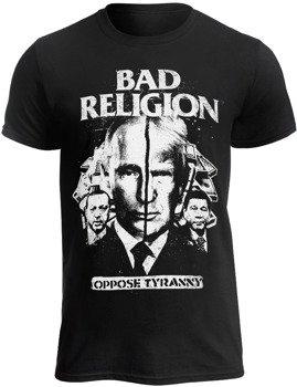koszulka BAD RELIGION - OPPOSE TYRANNY