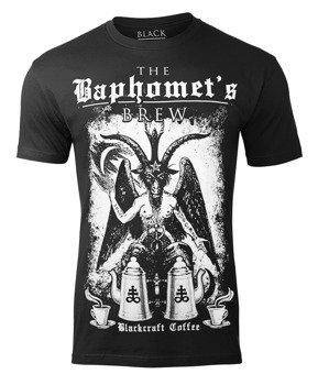 koszulka BLACK CRAFT - BAPHOMET'S BREW