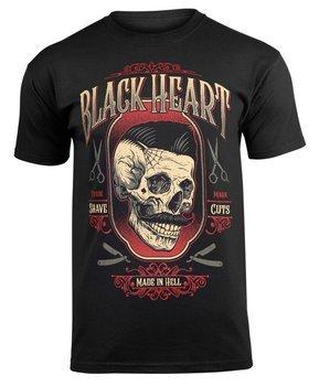 koszulka BLACK HEART - BARBERBILLY BOY