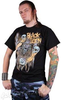 koszulka BLACK ICON - THE EYE OF DEATH czarna (MICON028BLC)