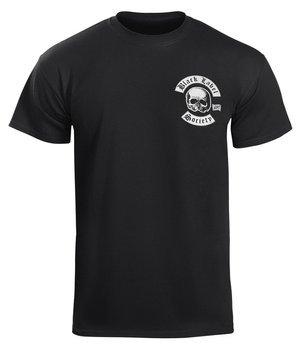 koszulka BLACK LABEL SOCIETY - SKULL LOGO POCKET
