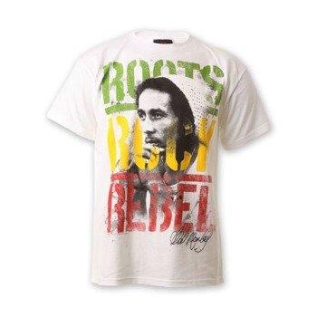 koszulka BOB MARLEY -  ROOTS ROCK REBEL