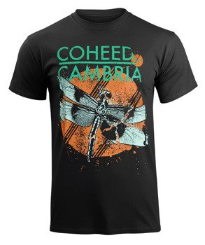 koszulka COHEED AND CAMBRIA - DRAGONFLY