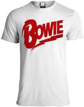 koszulka DAVID BOWIE - LOGO