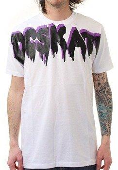 koszulka DC - FOOD (WHITE)