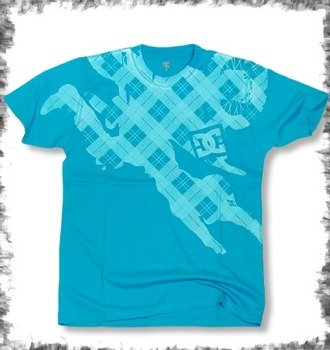 koszulka DC - LAZY (BLUE)