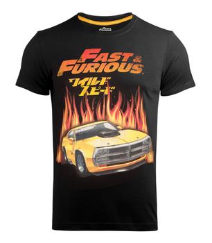 koszulka FAST & FURIOUS - HOT FLAMES