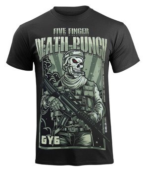 koszulka FIVE FINGER DEATH PUNCH - WAR SOLDIER