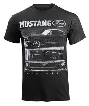 koszulka FORD MUSTANG BLACK