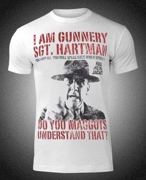 koszulka FULL METAL JACKET - SGT. HARTMAN