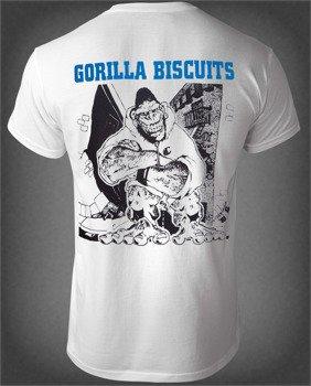 koszulka GORILLA BISCUITS - CITY EP COVER