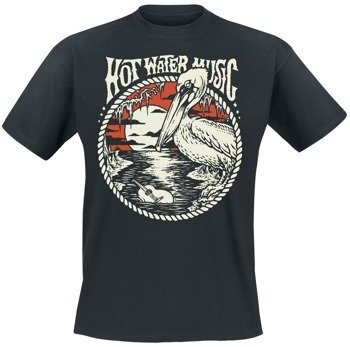koszulka HOT WATER MUSIC - PELICAN