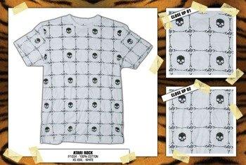 koszulka IRON FIST '09 (Atari Rock) (White)