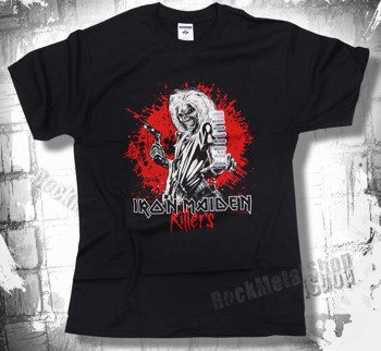 koszulka IRON MAIDEN - KILLERS BLOOD