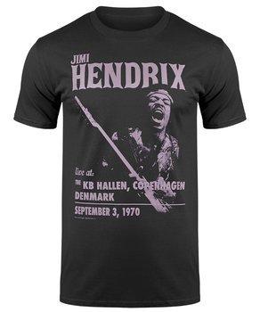koszulka JIMI HENDRIX - LIVE IN COPENHAGEN