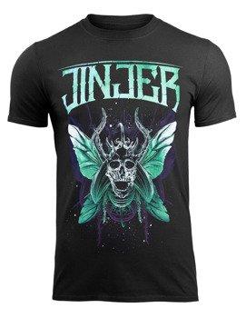 koszulka JINJER - BUTTERFLY SKULL