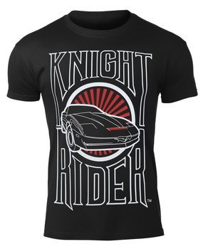 koszulka KNIGHT RIDER - SUNSET K.I.T.T.