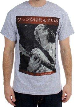 koszulka KURT COBAIN - GUITAR KURT