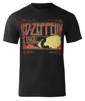 koszulka LED ZEPPELIN - ZEPPELIN & SMOKE