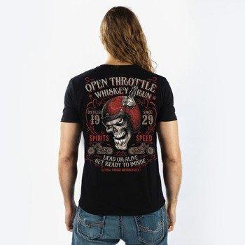 koszulka LETHAL THREAT - OPEN THROTTLE