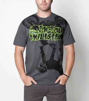 koszulka METAL MULISHA - FLIPPED szara