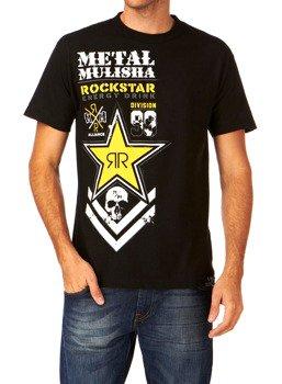 koszulka METAL MULISHA - RS FORMATION czarna