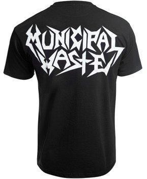 koszulka MUNICIPAL WASTE - LOGO
