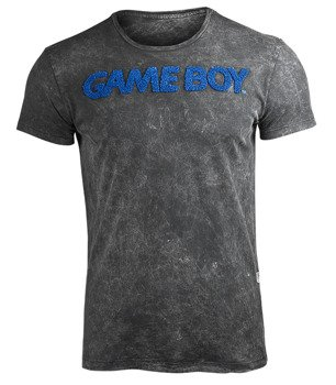 koszulka NINTENDO - GAMEBOY ACID WASHED