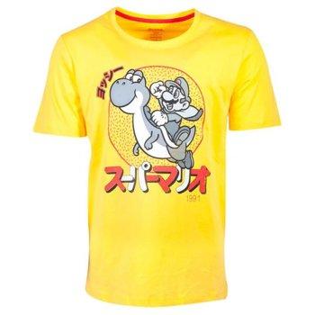 koszulka NINTENDO - SUPER MARIO YOSHI