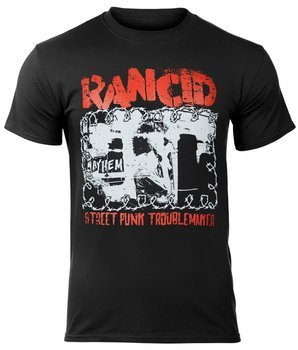 koszulka RANCID - STREET PUNK TROUBLEMAKER