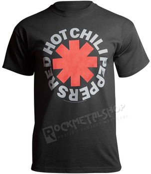koszulka RED HOT CHILI PEPPERS - ASTERISK LOGO
