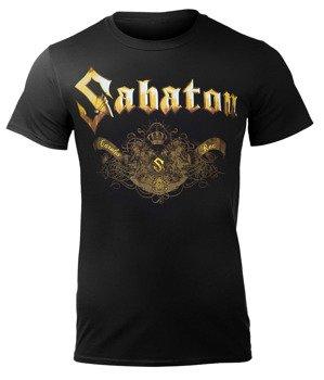 koszulka SABATON - CAROLUS REX PLATIN