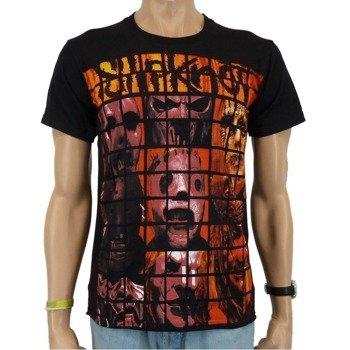 koszulka SLIPKNOT - DISTORTED GRID