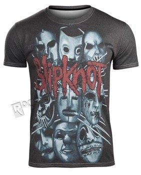 koszulka SLIPKNOT - MASKS