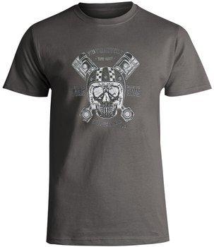 koszulka SMITHS - RIDE LIVE szara