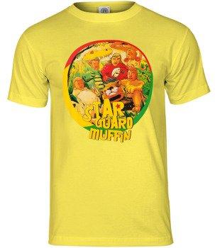 koszulka STAR GUARD MUFFIN - SZANUJ żółta