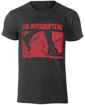 koszulka THE INTERRUPTERS - BOOTS
