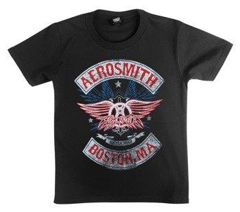 koszulka dziecięca AEROSMITH - BOSTON PRIDE