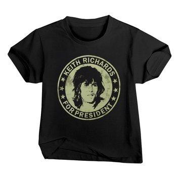 koszulka dziecięca THE ROLLING STONES - KEITH FOR PRESIDENT
