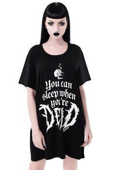 koszulka nocna KILLSTAR - DEAD SLEEPY