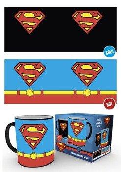kubek termoaktywny DC COMICS - SUPERMAN COSTUME