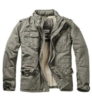 kurtka BRITANNIA WINTER JACKET olive