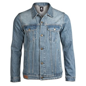 kurtka DENIM JACKET blue jeansowa