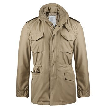 kurtka M65 US-FIELDJACKET beige