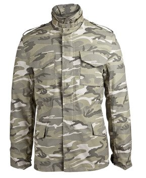 kurtka M65 US-FIELDJACKET desert light